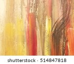 Abstract Chaos Painting Design...
