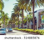 Rodeo Drive On A Sunny Day ...