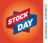 stock day arrow tag sign. | Shutterstock .eps vector #514918072