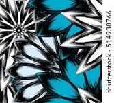 floral background. full...   Shutterstock .eps vector #514938766