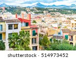 architectural buildings on... | Shutterstock . vector #514973452