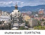 medellin  colombia   06 october ... | Shutterstock . vector #514976746