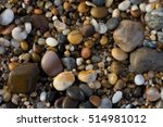 pebble background.  | Shutterstock . vector #514981012