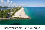 south beach  miami beach.... | Shutterstock . vector #514982086