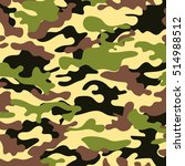 picture with a military color... | Shutterstock .eps vector #514988512