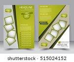 abstract flyer design... | Shutterstock .eps vector #515024152