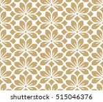 seamless abstract floral... | Shutterstock . vector #515046376