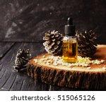 Jar Of Oil Of Pine Nuts  Pine...
