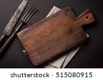 old vintage kitchen utensils.... | Shutterstock . vector #515080915