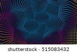 led light digital pattern.... | Shutterstock .eps vector #515083432