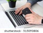 alushta  russia   november 2 ... | Shutterstock . vector #515093806
