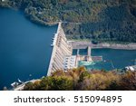 power of the water for... | Shutterstock . vector #515094895