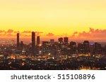 Sunrise View Of The Brisbane...