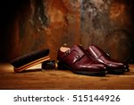 Still Life With Men's Leather...