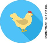 chicken | Shutterstock .eps vector #515145106