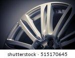 close up shot of a new car rim. | Shutterstock . vector #515170645