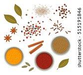 spice | Shutterstock .eps vector #515191846