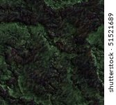Green Rock Seamless Background