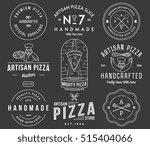 vector premium quality artisan... | Shutterstock .eps vector #515404066