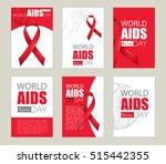 vector design set with cards... | Shutterstock .eps vector #515442355