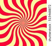 3d spiral effect. background. | Shutterstock .eps vector #515468872