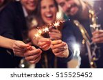 picture showing group of... | Shutterstock . vector #515525452