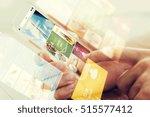 business  technology  mass...   Shutterstock . vector #515577412