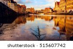 ghent is a city and a... | Shutterstock . vector #515607742