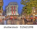 belgrade  serbia   september 9  ...   Shutterstock . vector #515621398