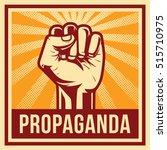 Propaganda Poster Style...