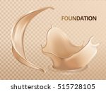 elegant foundation effects ... | Shutterstock .eps vector #515728105