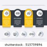 staff  hr  employee development ... | Shutterstock .eps vector #515759896
