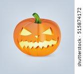 vector illustration of orange... | Shutterstock .eps vector #515874172