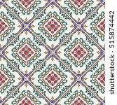 vector seamless texture.... | Shutterstock .eps vector #515874442