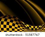 racing background  vector | Shutterstock .eps vector #51587767