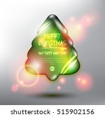 merry christmas and happy new... | Shutterstock .eps vector #515902156