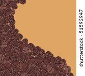 coffee beans | Shutterstock .eps vector #51593947