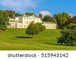 a former stately home in...   Shutterstock . vector #515943142