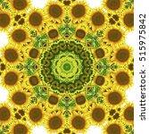 Kaleidoscope With Natural...