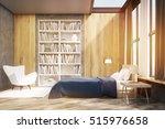 bedroom interior with window...   Shutterstock . vector #515976658