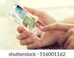 business  technology  mass... | Shutterstock . vector #516001162