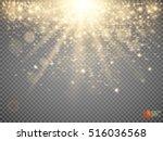 abstract light overlay effect... | Shutterstock .eps vector #516036568