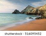cabo de la vela  la guajira ... | Shutterstock . vector #516095452
