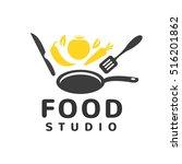 cooking logo  vector logo... | Shutterstock .eps vector #516201862