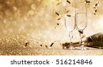 new years eve celebration... | Shutterstock . vector #516214846