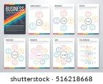 infographic vector set.... | Shutterstock .eps vector #516218668