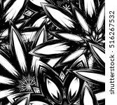 floral background. full...   Shutterstock .eps vector #516267532