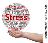 concept conceptual mental... | Shutterstock . vector #516267535