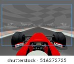 race car | Shutterstock .eps vector #516272725
