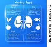 Healthy Food Concept With...